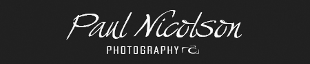 Paul Nicolson Wedding Photographer logo